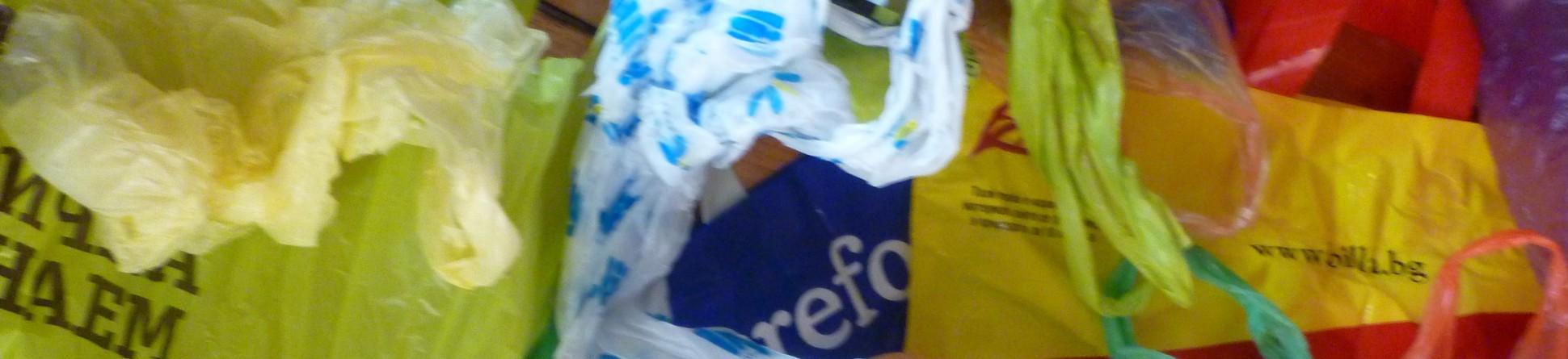 Vervangers plastic tasjes