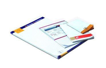 schrijfblokken en notitieblokken